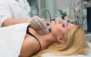 УЗИ лимфатических узлов шеи: какие опасные болезни показывает, показания и противопоказания