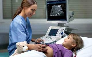 Как делают УЗИ печени ребенку: показания, расшифровка протокола, нормы