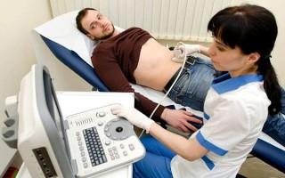 Как делают у мужчин УЗИ органов малого таза: что входит и как правильно подготовиться