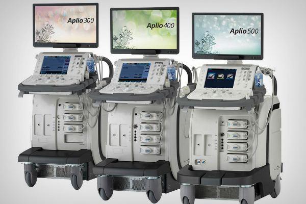 Аппарат Aplio 400